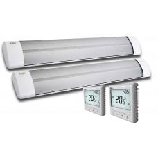 Paket 2 st PION 06 – 600 W + 2 st BVF 601 termostater