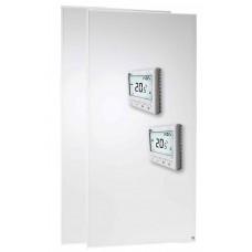 Aluminiumpanel vägg/tak X 2, 60x120 700W